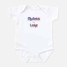 Mullett Lake Infant Bodysuit