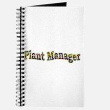 Pansy Plant Manager Journal