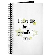 I have the best grandkids eve Journal