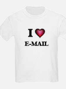 I love E-MAIL T-Shirt