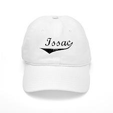 Issac Vintage (Black) Baseball Cap