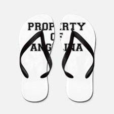 Property of ANGELINA Flip Flops