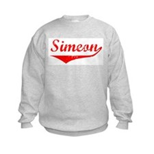 Simeon Vintage (Red) Sweatshirt
