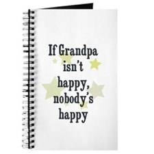 If Grandpa isn't happy, nobod Journal