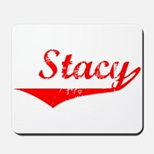 Stacy Vintage (Red) Mousepad