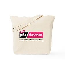 96.7 THE COAST Tote Bag