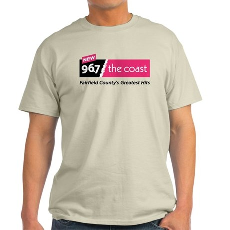 96.7 THE COAST Light T-Shirt