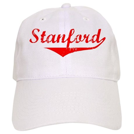 stanford vintage baseball cap by customgiftstore