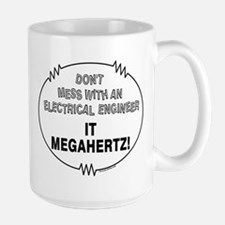 Electrical Engineer Large Mug