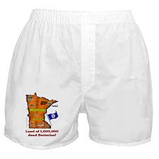 MN-Batteries! Boxer Shorts