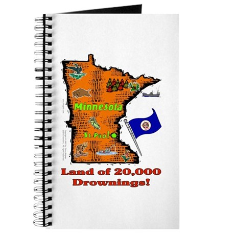 MN-Drownings! Journal