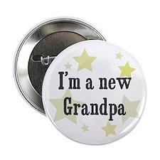 """I'm a new Grandpa 2.25"""" Button"""