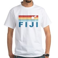Retro Fiji Palm Tree Shirt