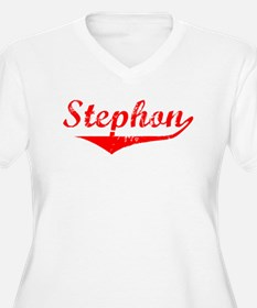 Stephon Vintage (Red) T-Shirt