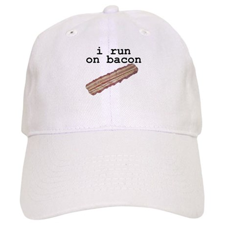i run on bacon Cap