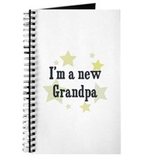 I'm a new Grandpa Journal