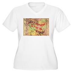 Flat Wyoming T-Shirt