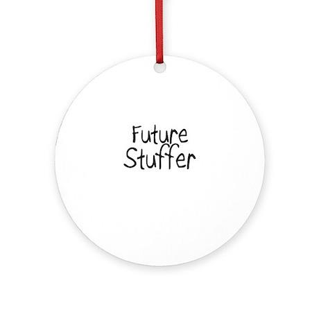 Future Stuffer Ornament (Round)