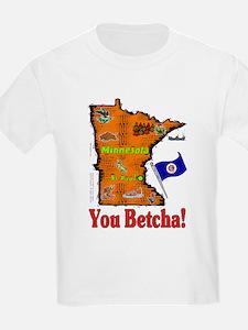 MN-Betcha! T-Shirt