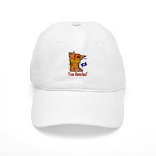 MN-Betcha! Baseball Cap