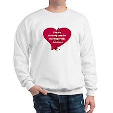 The Song -  Sweatshirt