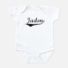 Jadon Vintage (Black) Infant Bodysuit