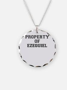 Property of EZEQUIEL Necklace