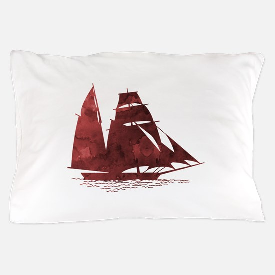 Ship Pillow Case