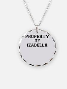 Property of IZABELLA Necklace
