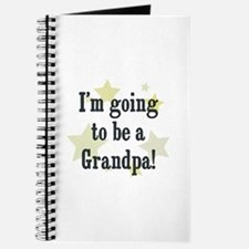 I'm going to be a Grandpa! Journal