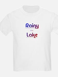Rainy Lake T-Shirt