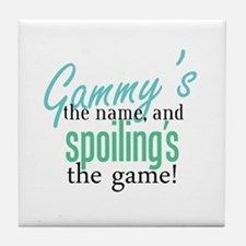 Gammy's the Name, and Spoiling's the Game! Tile Co