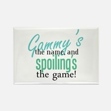 Gammy's the Name, and Spoiling's the Game! Rectang