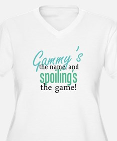 Gammy's the Name, and Spoiling's the Game! T-Shirt