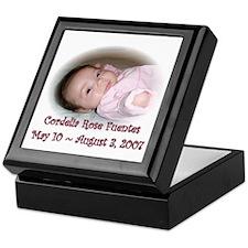Cordelia Keepsake Box
