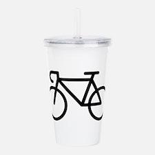 Racing Bicycle (Icon / Acrylic Double-wall Tumbler
