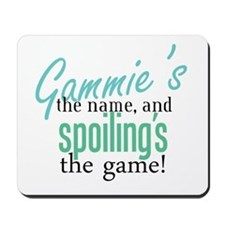 Gammie's the Name, and Spoiling's the Game! Mousep
