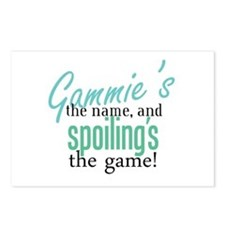 Gammie's the Name, and Spoiling's the Game! Postca