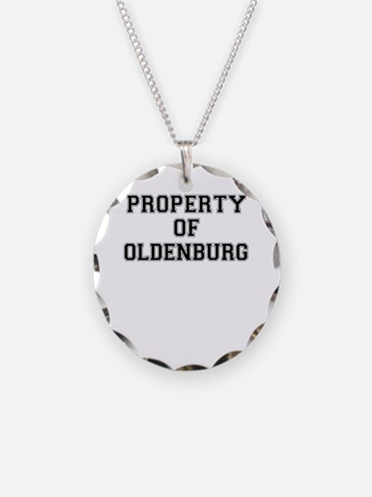 Property of OLDENBURG Necklace