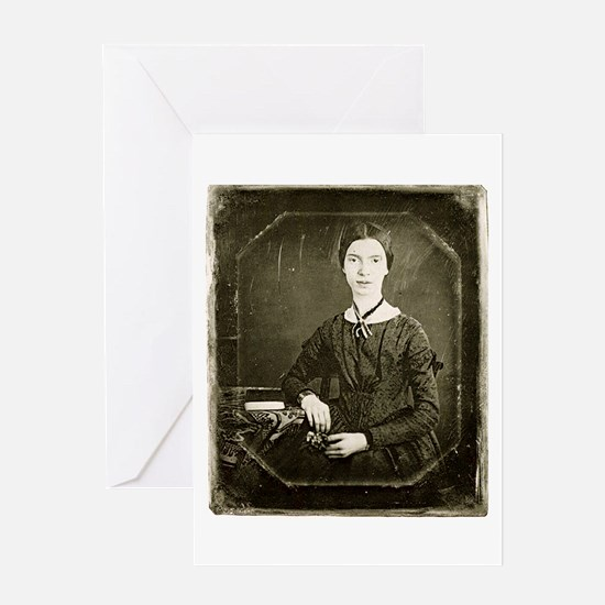 Emily Dickinson Greeting Card