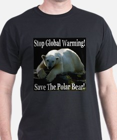 Stop Global Warming Save The T-Shirt
