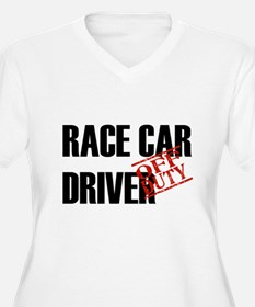 Off Duty Race Car Driver T-Shirt