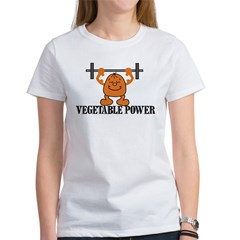 VEGETABLE POWER Tee