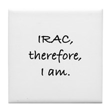 IRAC Tile Coaster