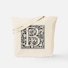 Cute Initials Tote Bag