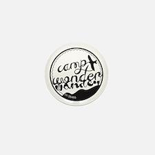 Cute Camp Mini Button