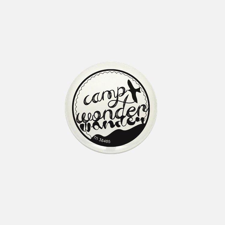 Cute Wander Mini Button