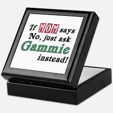 Just Ask Gammie! Keepsake Box