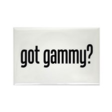 got gammy? Rectangle Magnet (100 pack)