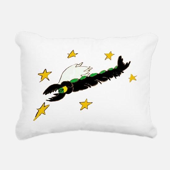 Funny Steven Rectangular Canvas Pillow